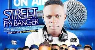 DJ Bollombolo - STREET FM BANGER Mix