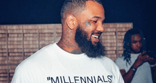 Rapper, The Game Is Giving Away $20,000