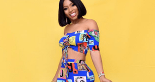 BBN Winner Mercy Eke Show Off New Car With A Quote (Photos)