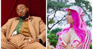 Davido features Nicki Minaj in New Song Produced by Speroach
