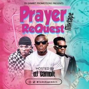 Prayer request mix