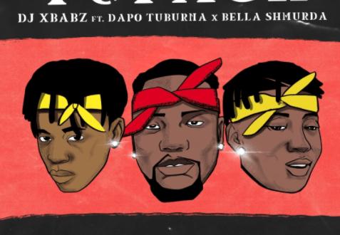 """DJ Xbabz – """"Tupack"""" f. Dapo Tuburna & Bella Shmurda IMG"""