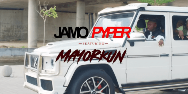 Jamopyper ft. Mayorkun – If No Be You Video