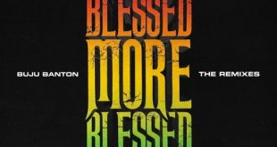 Buju Banton ft. Patoranking – Blessed (Remix)
