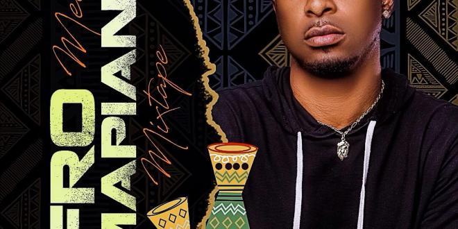 DJ Clovis - Afro Meets Amapiano Mix