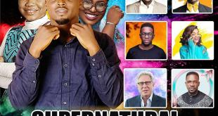 GOSPEL MIXTAPE: DJ Tymix - Supernatural God