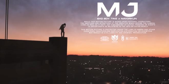 Bad Boy Timz – MJ Remix ft. Mayorkun Video