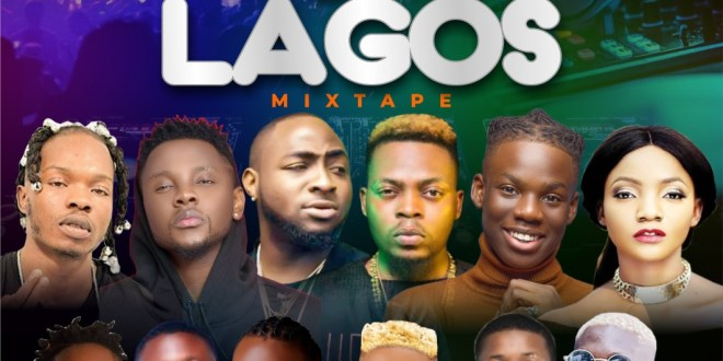 Dj Zee Of Lagos Mix