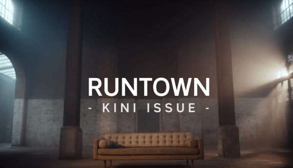 Runtown – Kini Issue Video