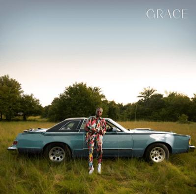 DJ Spinall – GRACE Album IMG