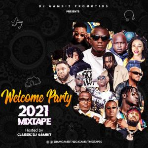 DJ Gambit - 2021 Welcome Party