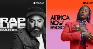 Cool FM To Syndicate Apple Music's Rap Life Radio & Africa Now Radio