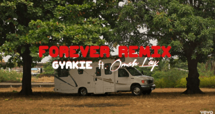 Gyakie – Forever (Remix) ft. Omah Lay Video