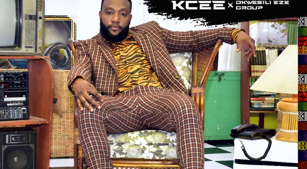"Kcee Team With Okwesili Eze Group On ""Cultural Praise"""
