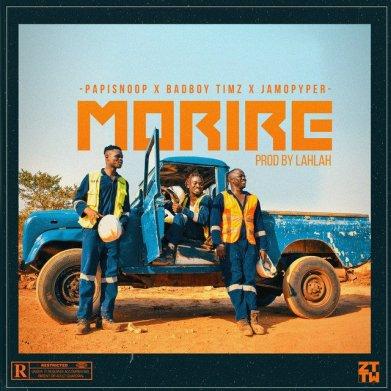 Papisnoop – Morire ft. Bad Boy Timz x Jamopyper