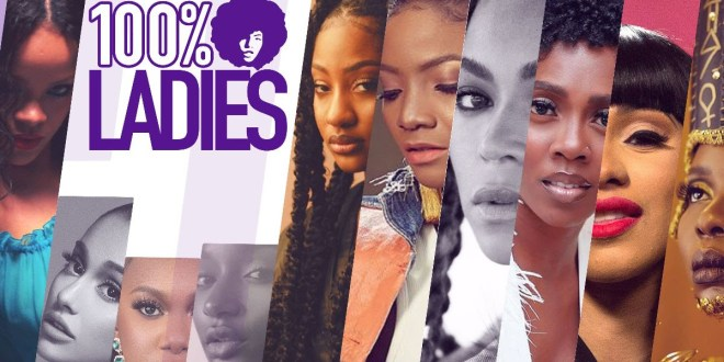 """It's All About The Ladies On Trace Naija's New Show """"100% Ladies Slow Groove"""""""