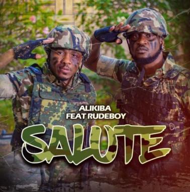 Alikiba ft. Rude Boy – Salute