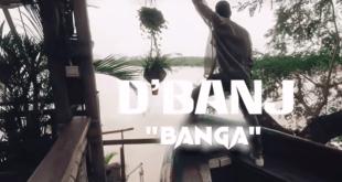 VIDEO: D'Banj – Banga