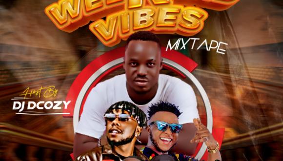 Dj Dcozy – The Weekend Vibe Mix