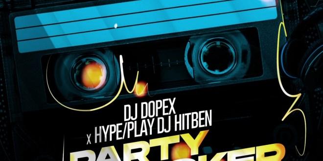 Dj Dopex x Hype/Play Dj Hitben - Party Cracker Mix