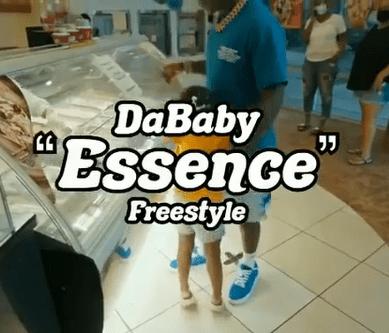 Dababy - Wizkid Essence Cover