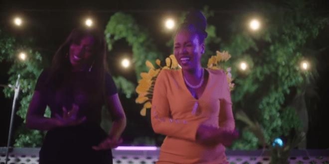 MzVee Ft Tiwa Savage - Coming Home Video