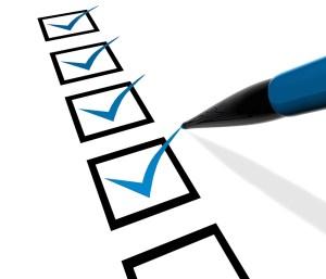 checklist LOPD