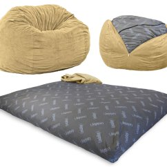 Bing Bag Chairs Chair Design Wallpaper Convertible Bean That Turns Into Mattress