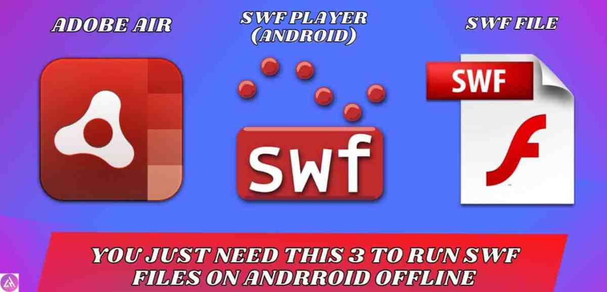 how to play swf files