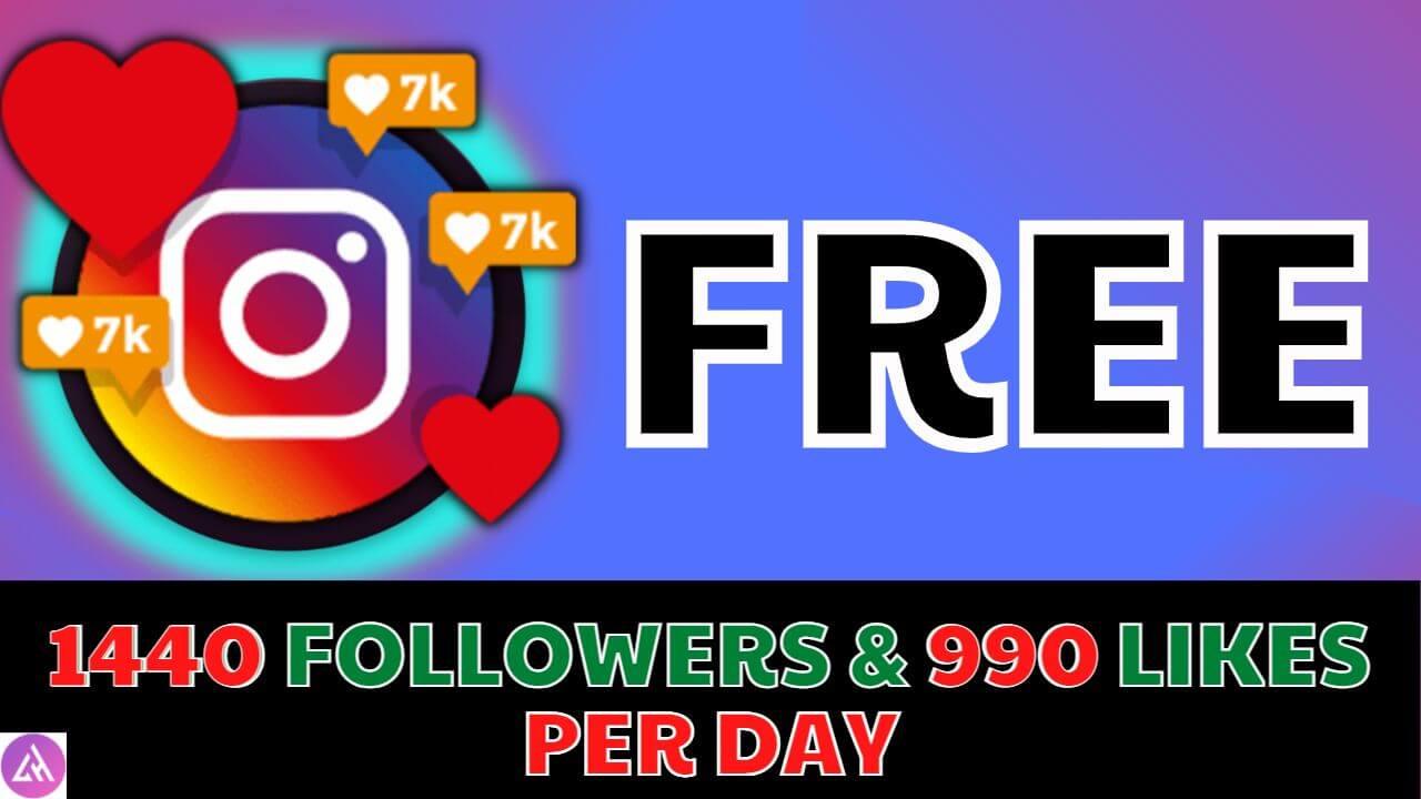 free get follower