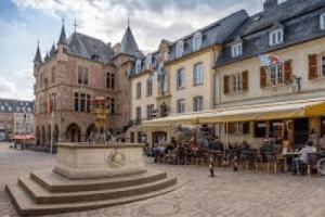 Luxembourg City one of the cleanest cities on earth
