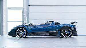 Pagani Zonda HP Barchetta one of the costly cars in the world 2021