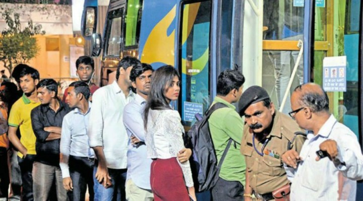 Canara Bank Rolls out ATM Bus to Help People withdraw Cash in Bangalore