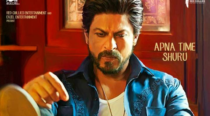 Raees Crosses Rs 100 crore on Monday