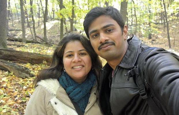'Do we belong here?' asks wife of Hyderabad techie shot dead by American