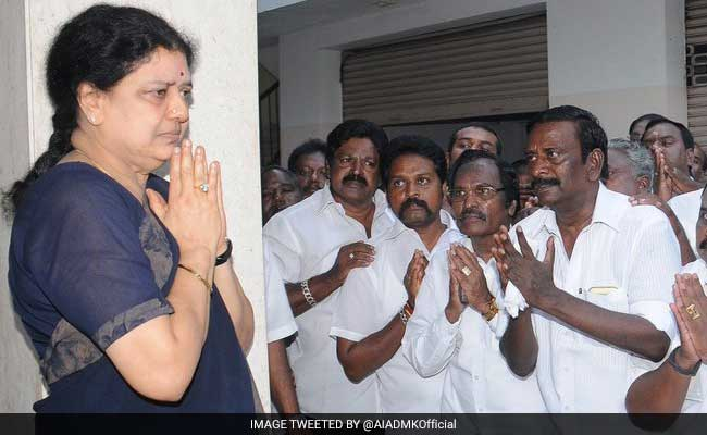 10 things you need to know about Sasikala Natarajan