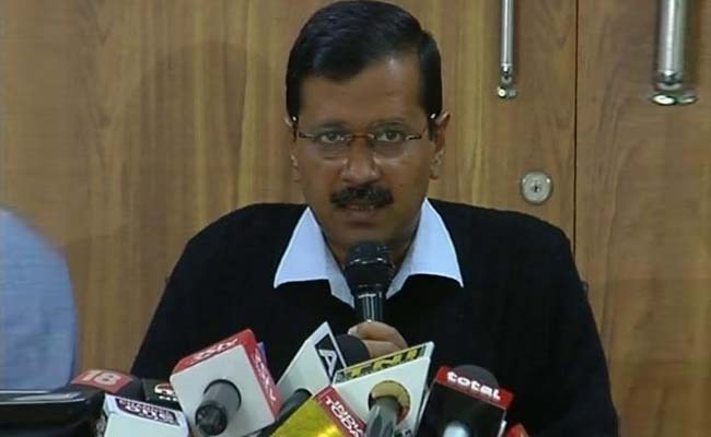 Arvind Kejriwal Alleges Tampering Of EVMs In Punjab Assembly Elections