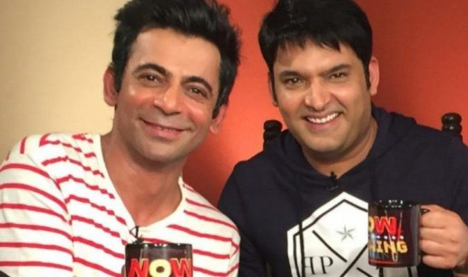 Kapil-Sunil Spat: Is This an April Fool Prank?