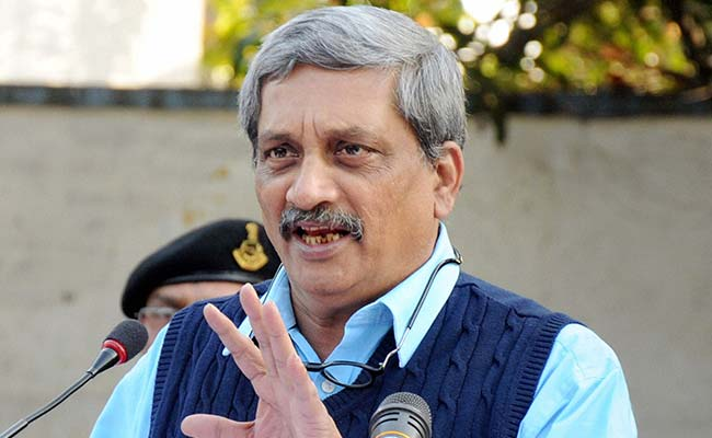 Manohar Parrikar Returns As Chief Minister of Goa