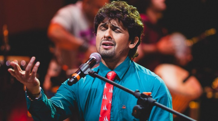 Sonu Nigam's Religious Rant is Trending on Twitter