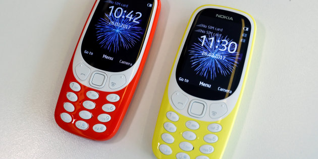 Nokia 3310 Launched In India For ₹3310, Will Be On Sale From 18 May