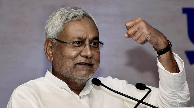 Nitish Kumar Dumps Grand Alliance, Betrays People's Mandate