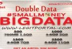 Airtel double data code