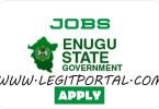 Enugu state govt jobs
