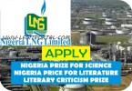 nlng nigeria prize