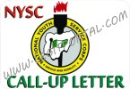 nysc call up letter