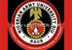 nigerian army university (NAUB)