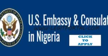 US embassy Recruitment