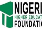Nigerian Higher Education Foundation NHEF