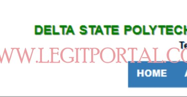Delta State Poly Otefre